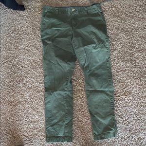 Jean slacks